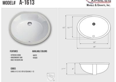 A-1613 (Spec Sheet)