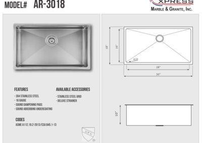 AR3018